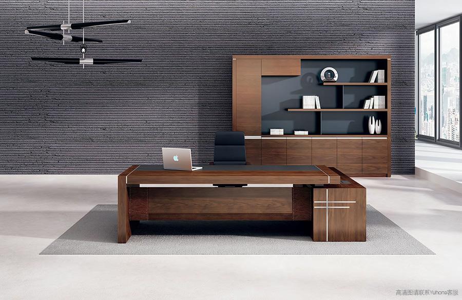 实木办公桌,板式办公桌,老板桌,班台