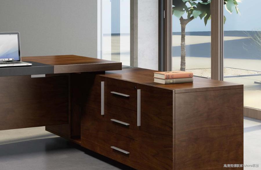 老板办公桌,老板班台,实木班台,中式班台,老板柜,总经理办公桌