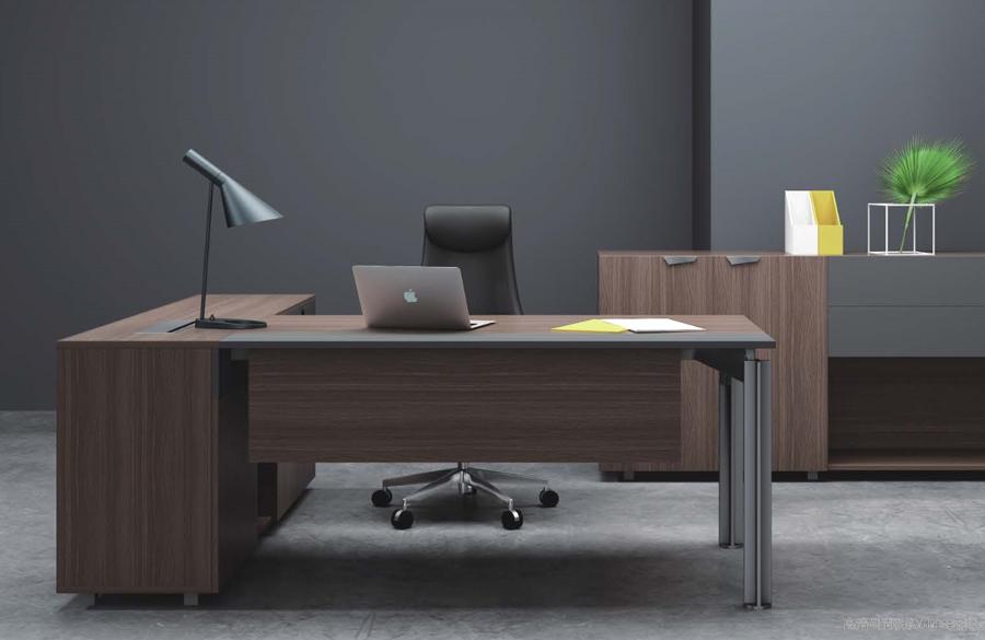 此办公桌别名为:板式办公桌,经理桌,主管桌,板式主管桌,板式经理桌